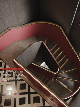 豪华型140平米中式风格楼梯间图