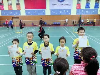 星冠今体育羽毛球·篮球培训(江北校区)