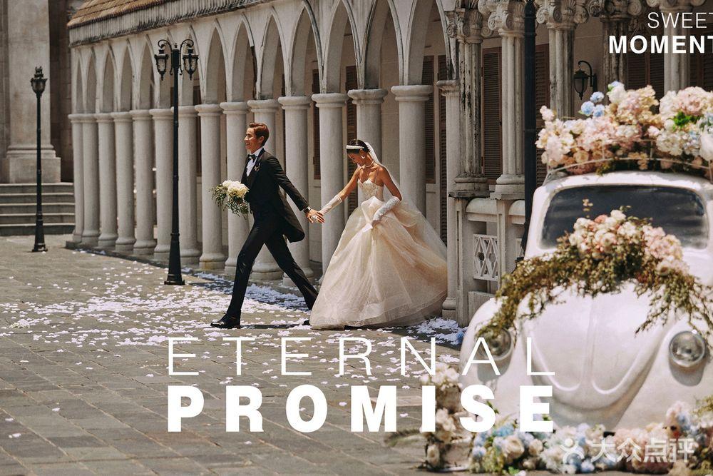 米兰新娘婚纱摄影的图片