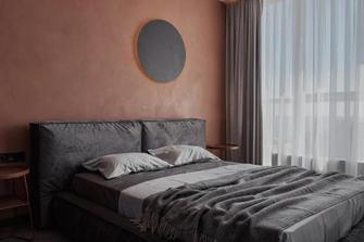 经济型60平米一室一厅工业风风格卧室设计图