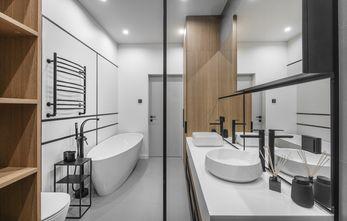 10-15万120平米三室两厅现代简约风格卫生间设计图