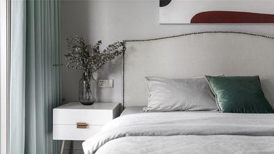 10-15万90平米三室两厅轻奢风格卧室图