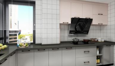5-10万90平米三室两厅北欧风格厨房装修图片大全