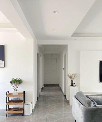 10-15万100平米三室两厅现代简约风格走廊设计图