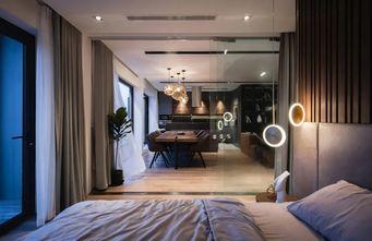 豪华型140平米四室三厅现代简约风格卧室效果图