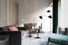 富裕型100平米一室一厅工业风风格客厅效果图
