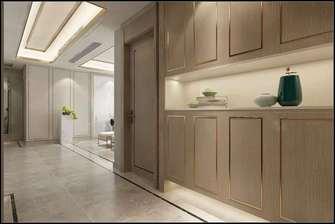 豪华型140平米三室两厅中式风格走廊效果图
