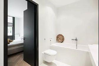 60平米一室两厅现代简约风格卫生间图