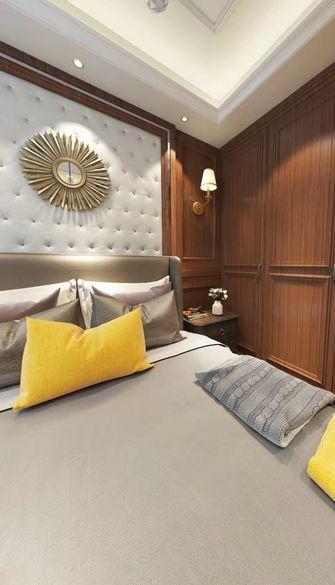 20万以上140平米别墅港式风格卧室效果图