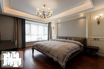 经济型140平米四美式风格卧室图片