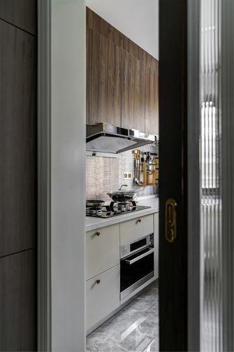5-10万130平米三室两厅美式风格厨房图