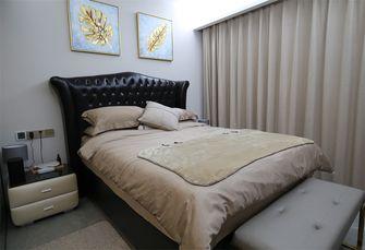 富裕型30平米小户型现代简约风格卧室图