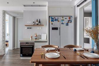 5-10万四北欧风格餐厅设计图