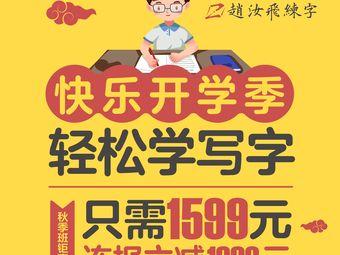 趙汝飛練字硬筆書法(大華新村路虎城嘉年華校區)