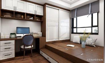 20万以上140平米三欧式风格书房装修效果图