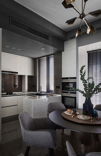 20万以上三室一厅现代简约风格厨房图