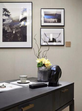 10-15万130平米三室一厅新古典风格书房图片大全