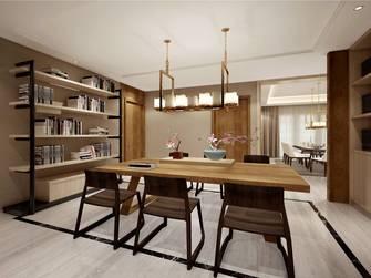 豪华型140平米四室两厅港式风格书房装修案例