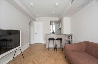 经济型60平米公寓混搭风格客厅图片大全
