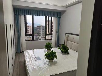 3万以下90平米四室两厅轻奢风格卧室图片
