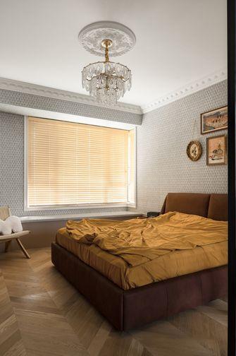 15-20万120平米三室两厅法式风格卧室装修图片大全