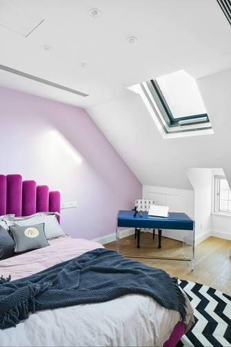 10-15万120平米三室两厅混搭风格卧室图片