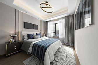 15-20万120平米三室两厅轻奢风格卧室装修案例