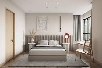 豪华型三室两厅田园风格卧室图
