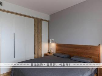 富裕型140平米四室两厅北欧风格卧室欣赏图