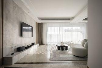 140平米北欧风格客厅图片