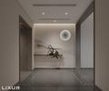 20万以上140平米别墅中式风格玄关装修效果图