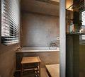 20万以上140平米复式现代简约风格卫生间装修案例