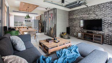 60平米东南亚风格客厅装修案例