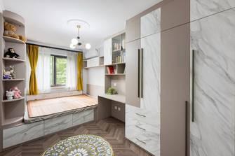 豪华型140平米三室一厅新古典风格客厅图片