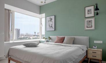 10-15万120平米四室一厅北欧风格卧室装修案例