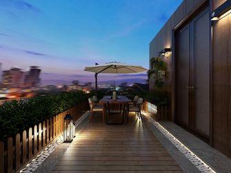 豪华型140平米复式中式风格阳台图片