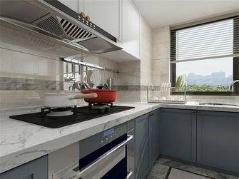 3万以下50平米小户型北欧风格厨房欣赏图