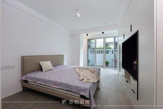 经济型70平米北欧风格卧室装修图片大全