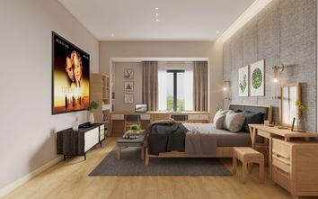 豪华型110平米三室两厅北欧风格卧室设计图