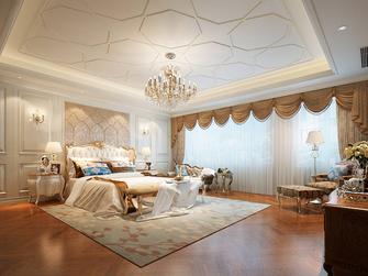豪华型140平米别墅新古典风格卧室装修效果图