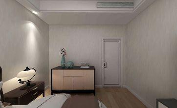 80平米三中式风格卧室欣赏图