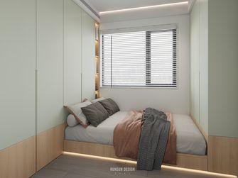 富裕型100平米三现代简约风格书房装修案例