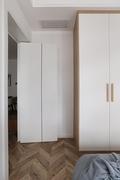 15-20万80平米一室一厅北欧风格卧室图