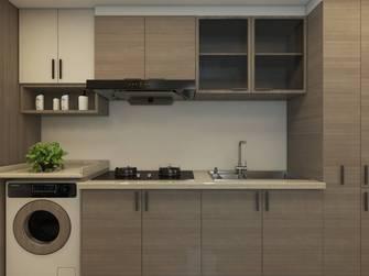 20万以上一室一厅现代简约风格厨房装修效果图