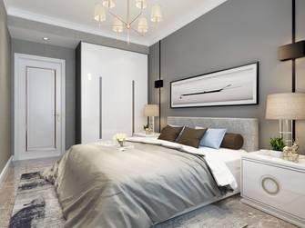 豪华型120平米三室两厅现代简约风格卧室设计图