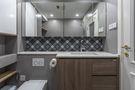 10-15万110平米四室一厅现代简约风格卫生间装修效果图