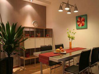 15-20万120平米三室两厅东南亚风格餐厅欣赏图