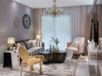 经济型70平米一居室北欧风格客厅图片