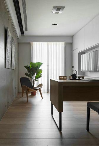 经济型90平米现代简约风格书房图片