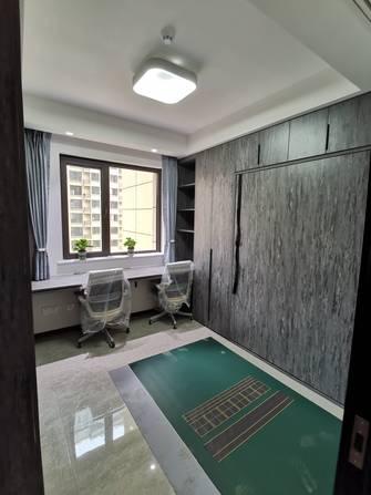 140平米四室四厅轻奢风格书房效果图